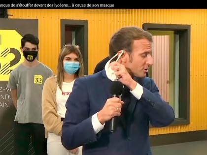 Contra-tempos no uso de máscaras
